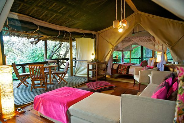 Samburu Intrepid Luxury Camp